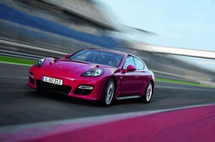 2011 Porsche Panamera ( 970 ) GTS 21