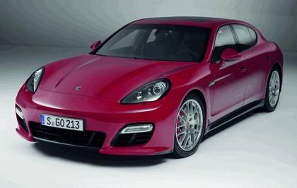 2011 Porsche Panamera ( 970 ) GTS 35