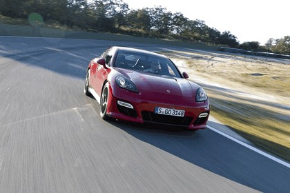 2011 Porsche Panamera ( 970 ) GTS 44
