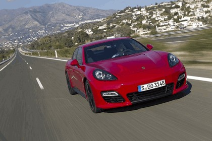 2011 Porsche Panamera ( 970 ) GTS 54