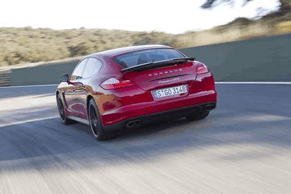 2011 Porsche Panamera ( 970 ) GTS 61