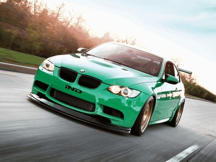 2011 BMW M3 ( E92 ) Green Hell by IND Distribution 2