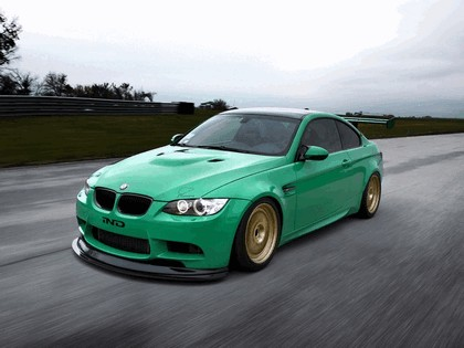 2011 BMW M3 ( E92 ) Green Hell by IND Distribution 3