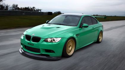 2011 BMW M3 ( E92 ) Green Hell by IND Distribution 8