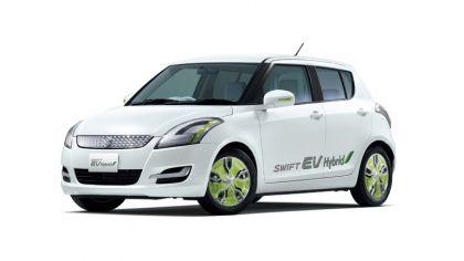 2011 Suzuki Swift EV Hybrid 4
