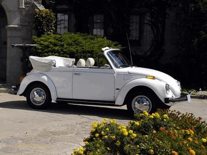 1978 Volkswagen Triple White Super Beetle Convertible 2