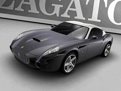 2006 Ferrari Zagato 575 GTZ 7