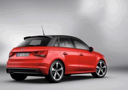 2012 Audi A1 Sportback 5