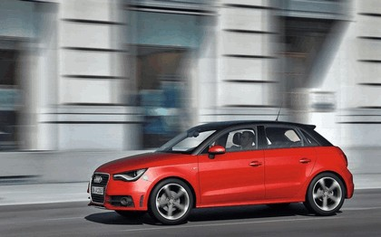 2012 Audi A1 Sportback 6