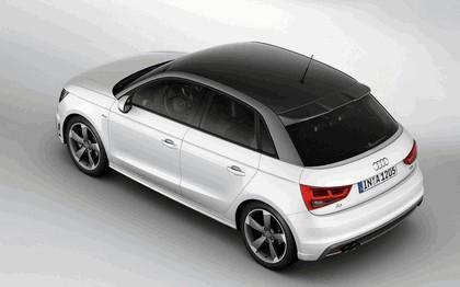 2012 Audi A1 Sportback 8