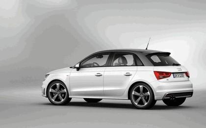 2012 Audi A1 Sportback 9