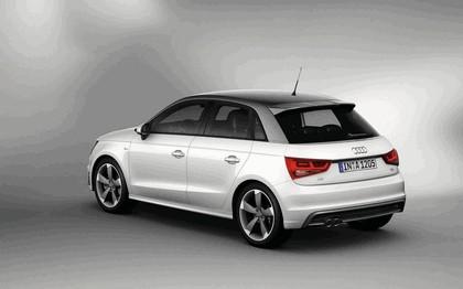 2012 Audi A1 Sportback 10