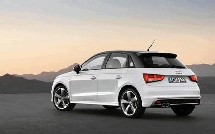 2012 Audi A1 Sportback 14