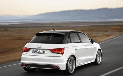 2012 Audi A1 Sportback 16