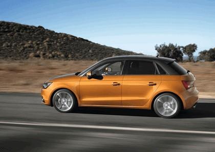 2012 Audi A1 Sportback 22