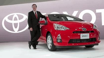 2011 Toyota Prius c 24