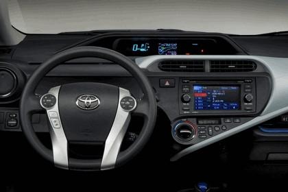 2011 Toyota Prius c 35