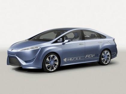 2011 Toyota FCV-R concept 1