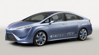 2011 Toyota FCV-R concept 4