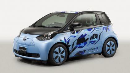 2011 Toyota FT-EV III concept 3