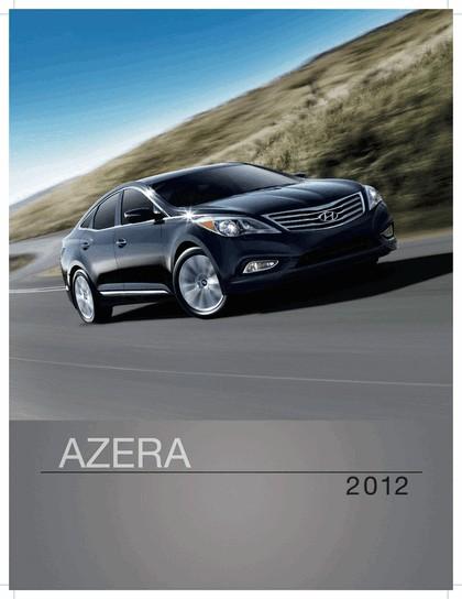 2012 Hyundai Azera 9