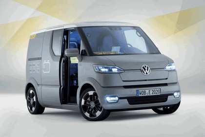 2011 Volkswagen eT concept 2