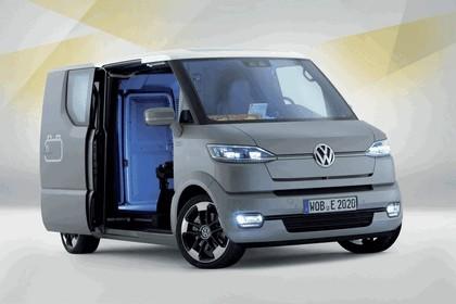 2011 Volkswagen eT concept 3