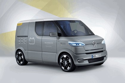 2011 Volkswagen eT concept 4