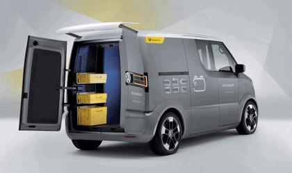 2011 Volkswagen eT concept 5