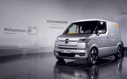 2011 Volkswagen eT concept 7