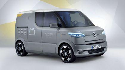 2011 Volkswagen eT concept 1