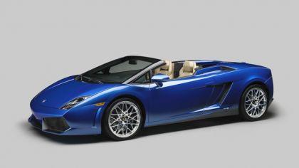 2011 Lamborghini Gallardo LP550-2 spyder 8