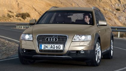 2006 Audi Allroad 3.0 TDI quattro 3