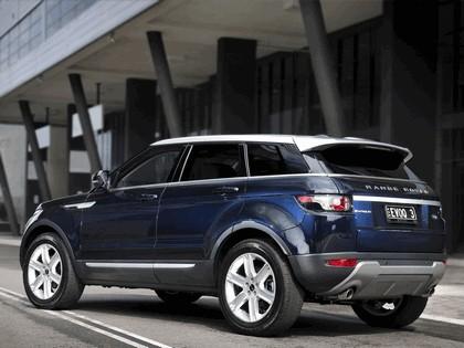 2011 Land Rover Range Rover Evoque Prestige - Australian version 4