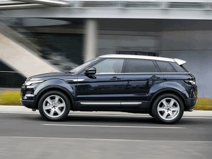 2011 Land Rover Range Rover Evoque Prestige - Australian version 5