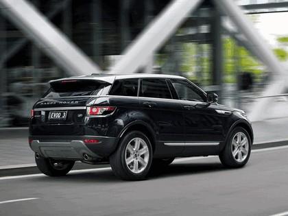 2011 Land Rover Range Rover Evoque Prestige - Australian version 7