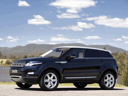 2011 Land Rover Range Rover Evoque Prestige - Australian version 12