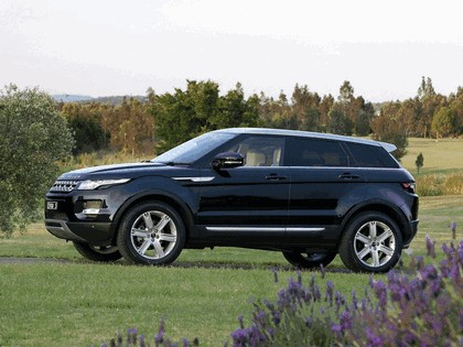2011 Land Rover Range Rover Evoque Prestige - Australian version 15
