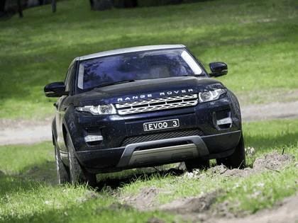 2011 Land Rover Range Rover Evoque Prestige - Australian version 18