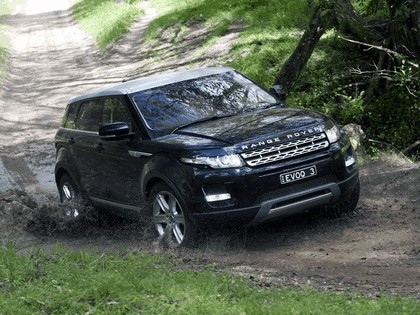 2011 Land Rover Range Rover Evoque Prestige - Australian version 20
