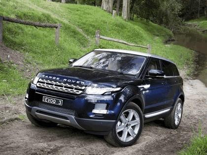 2011 Land Rover Range Rover Evoque Prestige - Australian version 25