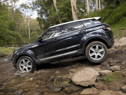 2011 Land Rover Range Rover Evoque Prestige - Australian version 26