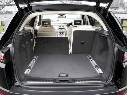 2011 Land Rover Range Rover Evoque Prestige - Australian version 28