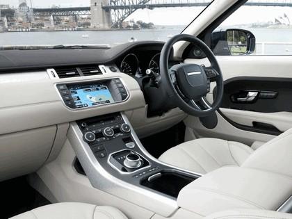 2011 Land Rover Range Rover Evoque Prestige - Australian version 29
