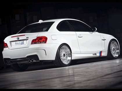2011 BMW 1er M coupé by H&R 3