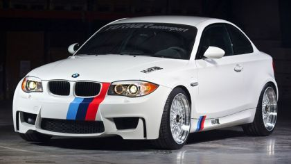 2011 BMW 1er M coupé by H&R 8