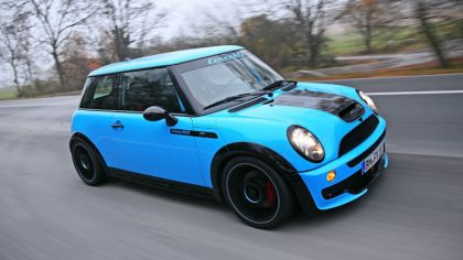 2011 Mini One John Cooper Works by CoverEFX 8