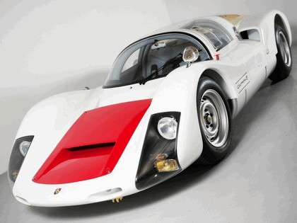 1966 Porsche 906 Carrera 6 Kurzheck 5