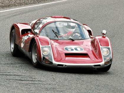 1966 Porsche 906 Carrera 6 Kurzheck 10