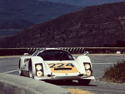 1966 Porsche 906 Carrera 6 Kurzheck 12